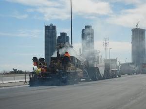 145 Gardiner Expressway final pave - Chak Lo - Toronto ON