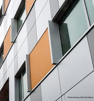 2 Building NX High Performance Triple Glazing_Courtesy B+H