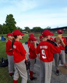 Morrison Hershfield sponsored Cardinals