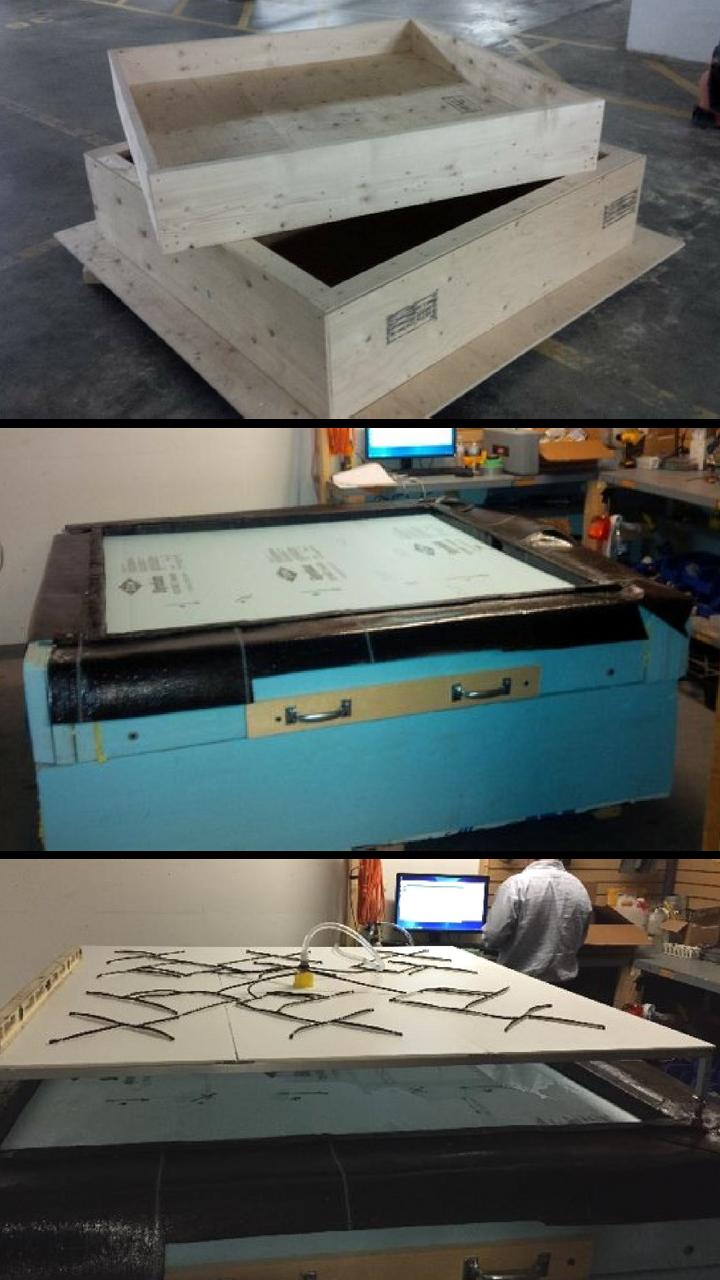 hot-box-setup