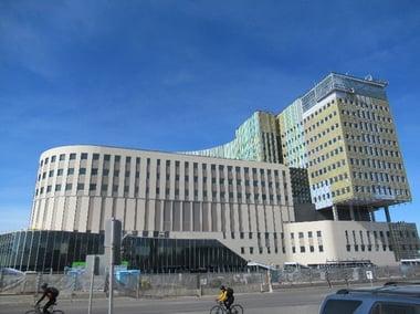 Calgary Cancer Centre 1