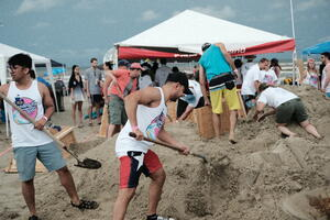 AIA HOUSTON SANDCASTLE COMPETITION 2019