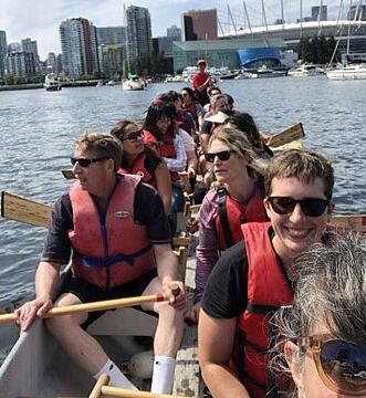 TEAM BUILDING - DRAGON BOAT