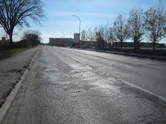 Empress Street Before