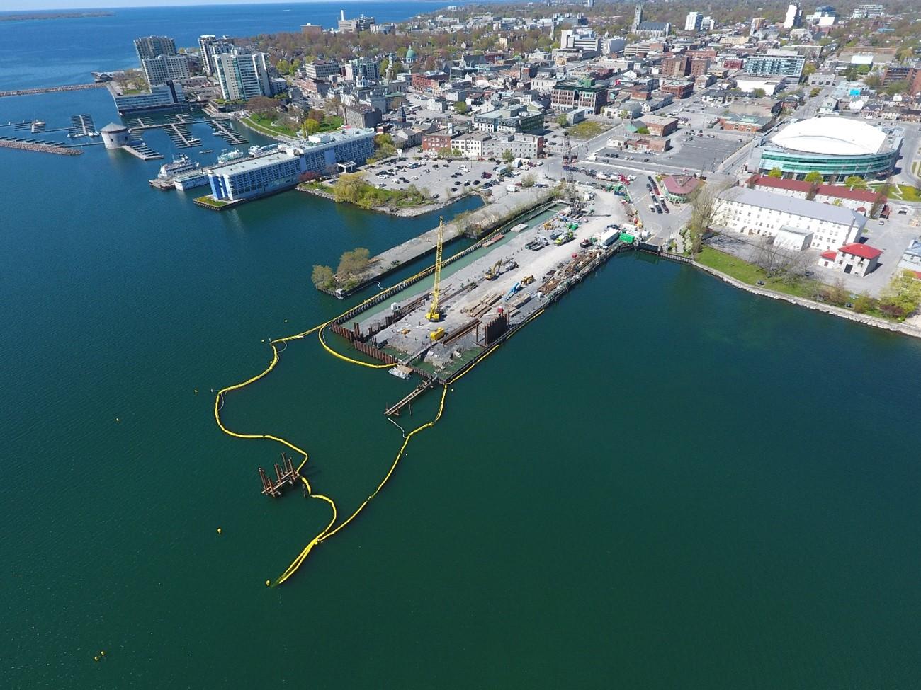 Ferry Dock Kingston
