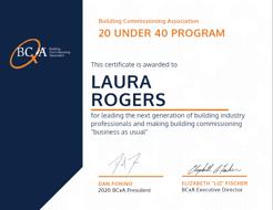 Laue=ra certificate