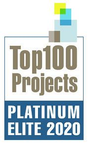Top 100 Projects - 2020