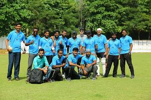 Vizag charity cricket 1