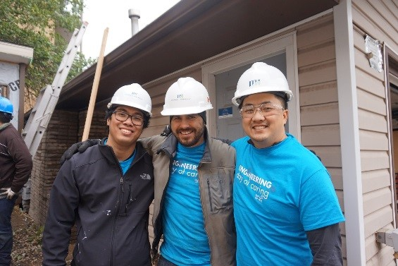 2018 Engineering Challenge Day of Caring - People