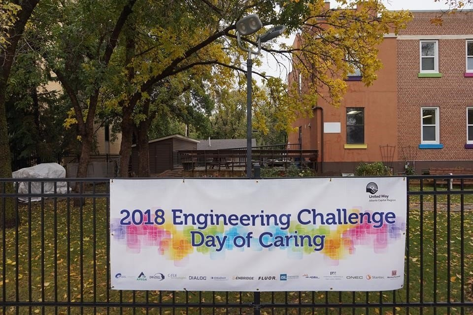 2018 Engineering Challenge Day of Caring