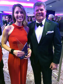 Laura Rogers & Joe Kava Google's Vice-President of Data Centers