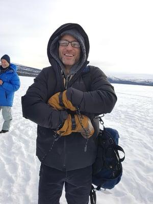 Ryan O'Donovan Polar Plunge 3