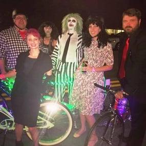 group shot moon ride atlanta