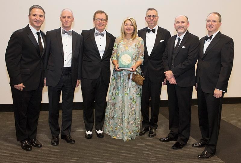 catherine-karakatsanis-gold-medal-colleagues.jpg